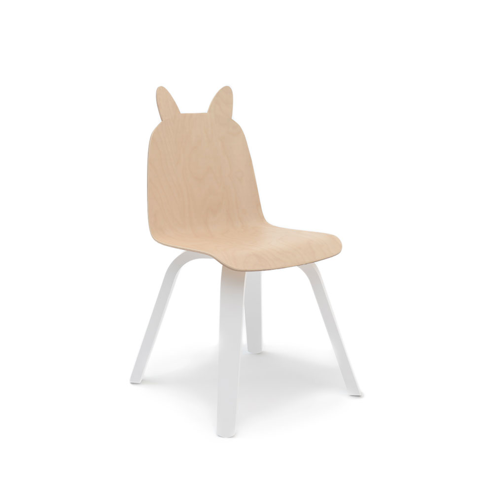 chaise lapin play bouleau oeuf nyc pour chambre enfant. Black Bedroom Furniture Sets. Home Design Ideas