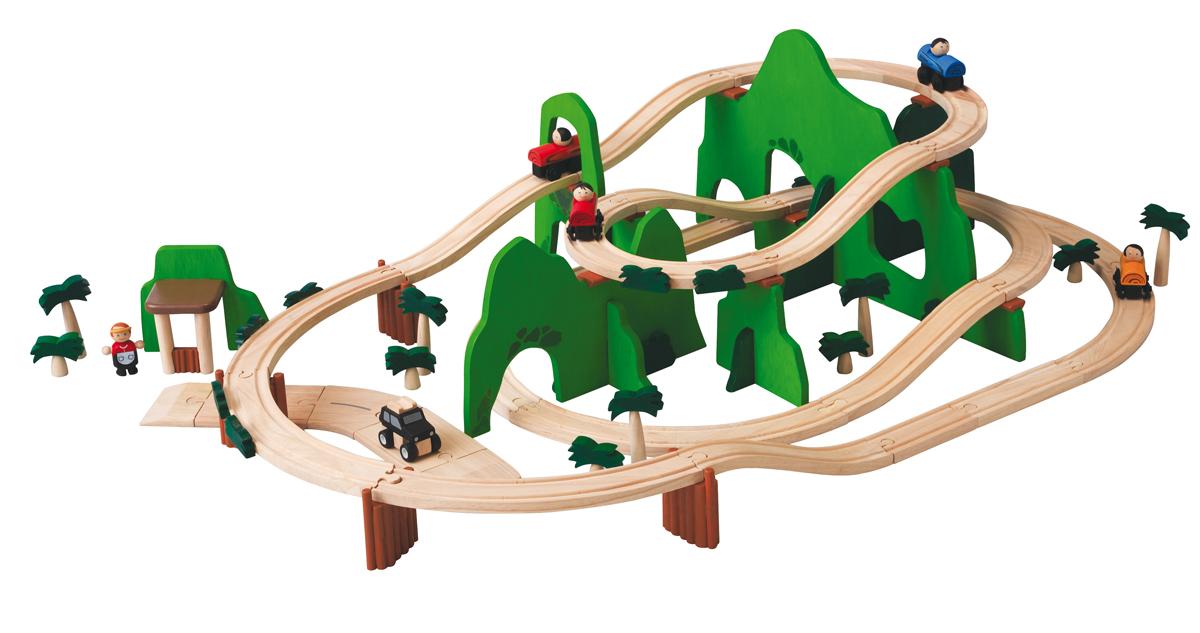 Plan Toys Train Joys : Plan toys train set suck dick videos