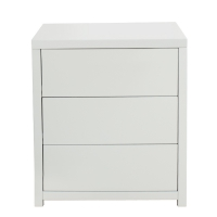 Commode à langer Joy Small - Blanc