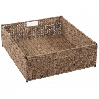 grand panier naturel pour table langer quax pour chambre enfant les enfants du design. Black Bedroom Furniture Sets. Home Design Ideas