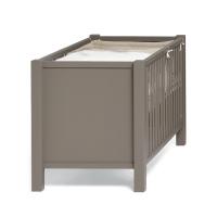 table langer comfort avec roues grisato quax pour chambre enfant les enfants du design. Black Bedroom Furniture Sets. Home Design Ideas