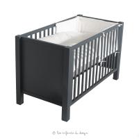 lit b b design berceaux et lits pour chambre enfant les enfants du design. Black Bedroom Furniture Sets. Home Design Ideas