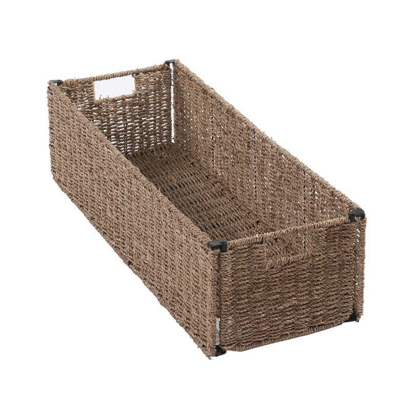 petit panier naturel pour table 224 langer quax pour chambre enfant les enfants du design