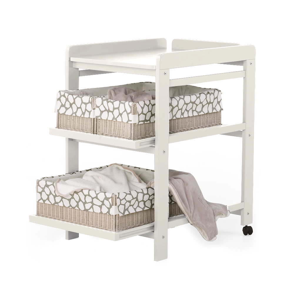 Table langer pour lit - Lit bebe table a langer integree ...