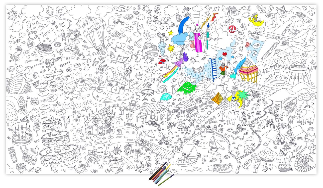 Coloriages Pour Enfants Design Et Coloriage