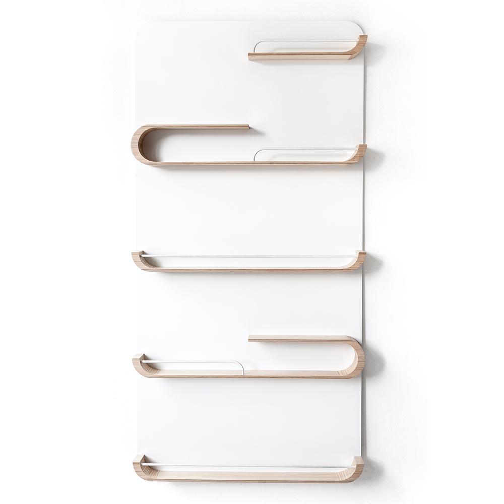 etag re xl bois m tal blanc rafa kids pour chambre enfant les enfants du design. Black Bedroom Furniture Sets. Home Design Ideas