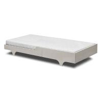 Lit enfant A Teen Bed 120x200 - Cérusé Blanc