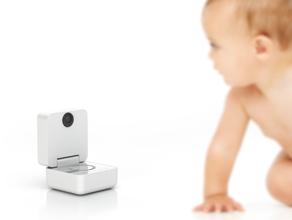 Babyphone et veilleuse
