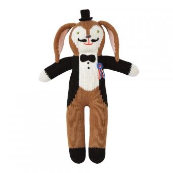 Doudou Balthazar - le lapin