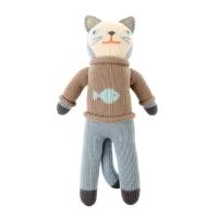 Doudou Sardine - le chat