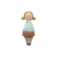 Hochet Roly Poly Family - Fille