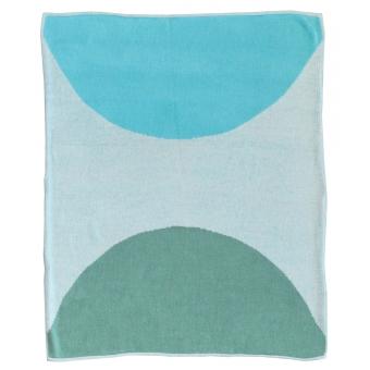 plaid b b bleu blabla kids pour chambre enfant les enfants du design. Black Bedroom Furniture Sets. Home Design Ideas