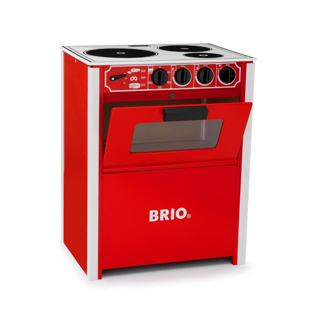 cuisini re rouge brio pour chambre enfant les enfants On cuisiniere design