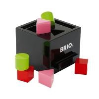 Boîte à formes noire