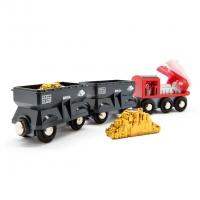 Train de la mine d'or