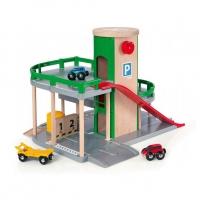 Garage Rail / Route