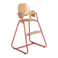 Chaise Haute Tibu - Bright Red