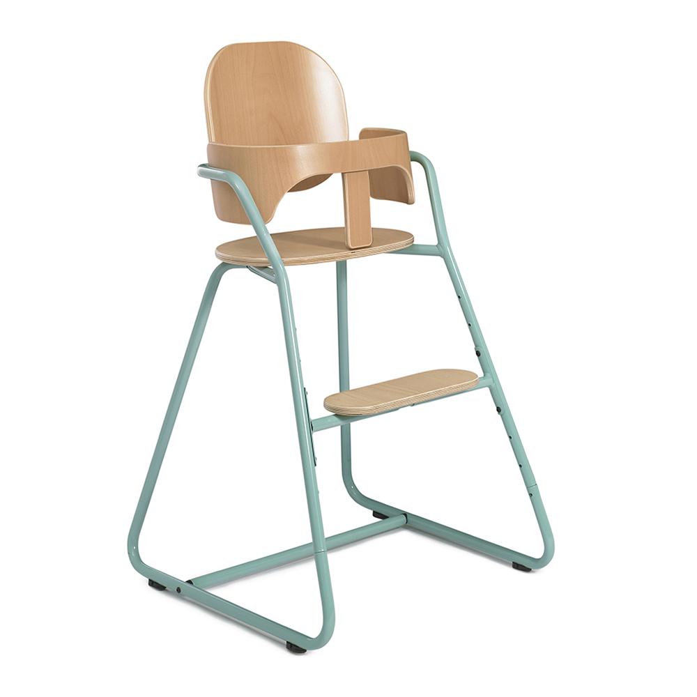 chaise haute tibu aruba blue charlie crane pour chambre enfant les enfants du design. Black Bedroom Furniture Sets. Home Design Ideas