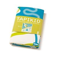 Tapis de jeu Tapikid - Bleu/anis
