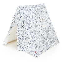 Tente Gommettes - Bleu