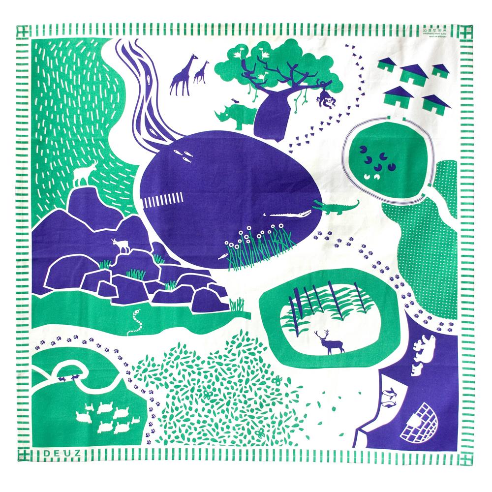 tapis de jeu tapikid indigovert deuz p