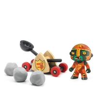Chevalier Baldy & Big Paf - Arty Toys