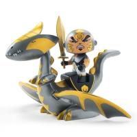 Chevalier Chrome & Inferno - Arty Toys