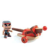Chevalier Klute & Ze Arbalete - Arty Toys