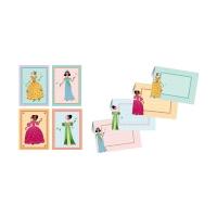 Invitation Anniversaire - Les Princesses