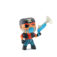 Pirate Captain Jack Skull - Arty Toys