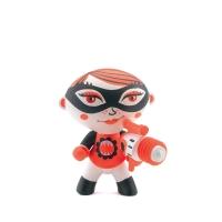 Super Héros Furygirl - Arty Toys