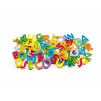 83 lettres magnétiques - Majuscules
