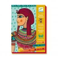 Atelier Feutres pinceaux - Art égyptien