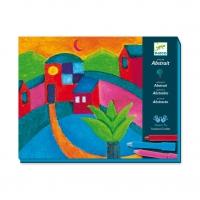 Atelier Abstrait - Pastels Gel