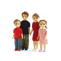 La famille de Thomas et Marion