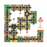 Puzzle route - La Ville