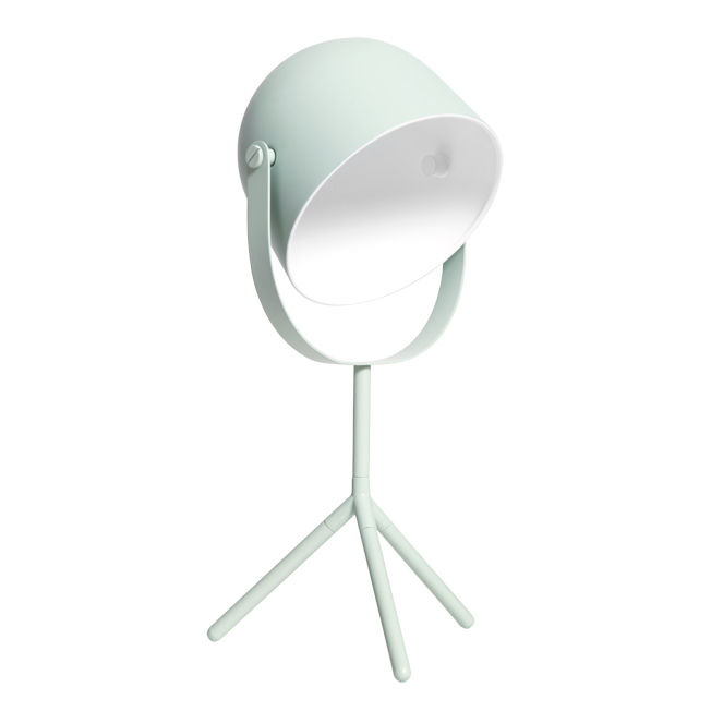 Lampe poser monty mint flexa play pour chambre enfant for Lampe halogene a poser
