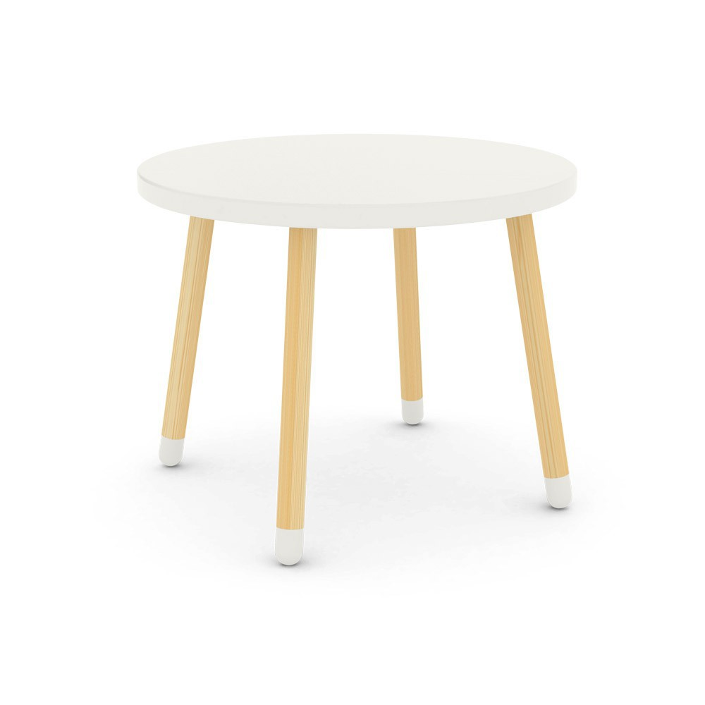 petite table blanc flexa play pour chambre enfant les enfants du design. Black Bedroom Furniture Sets. Home Design Ideas