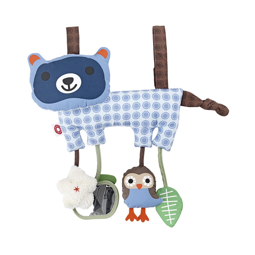 jouet d 39 veil raton laveur franck fischer pour chambre enfant les enfants du design. Black Bedroom Furniture Sets. Home Design Ideas
