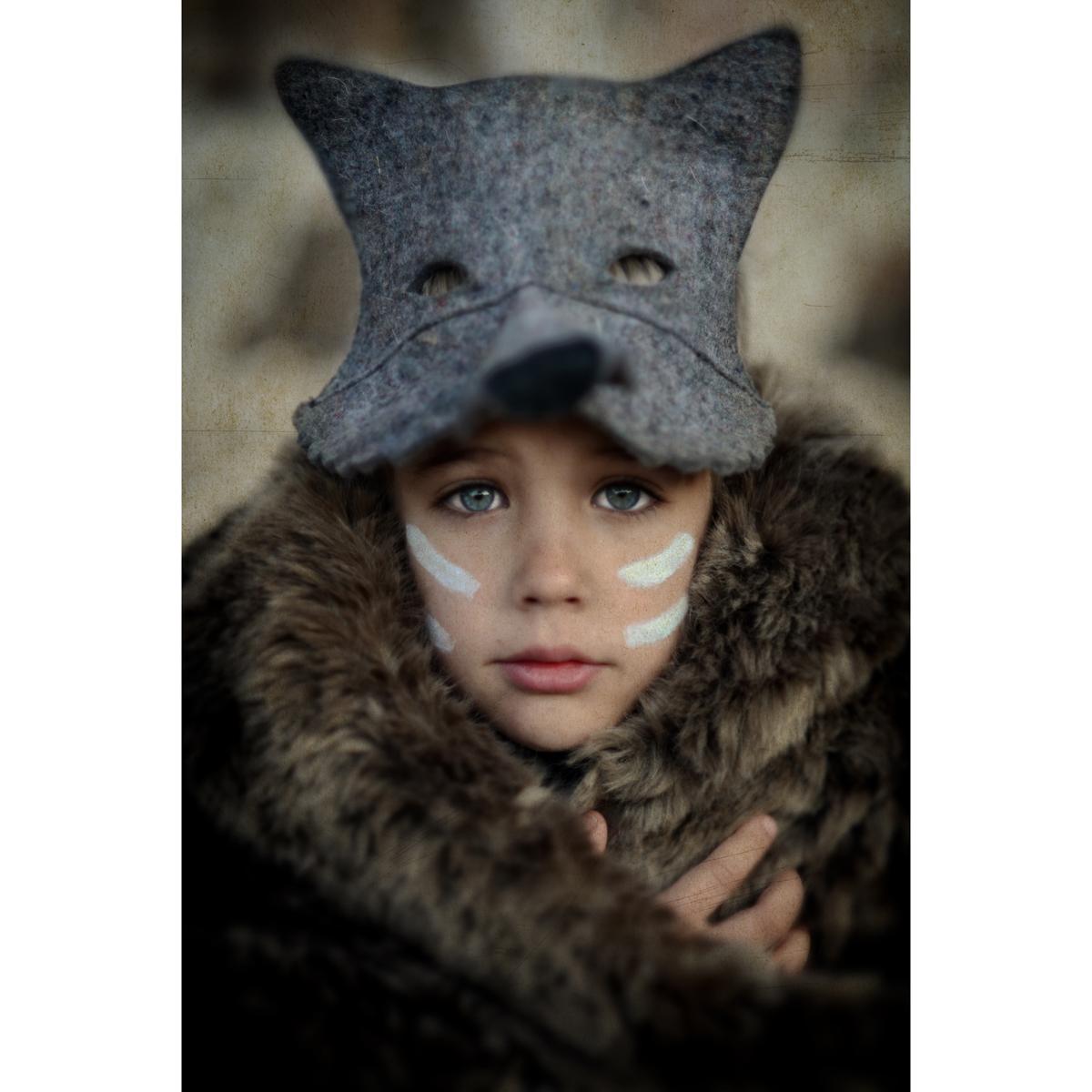 CC n° 59 Masque-enfant-loup-gris-frida-s-tierchen-1