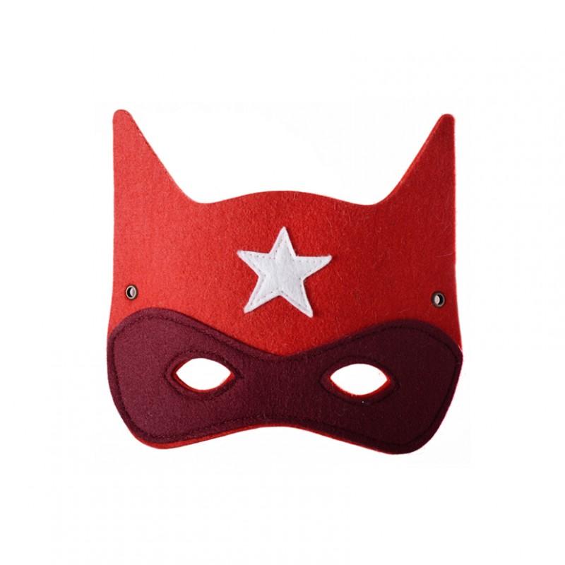 Masque super h ros frida 39 s tierchen pour chambre enfant - Masque super heros imprimer ...