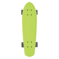 Skateboard Bantam Retro Lime