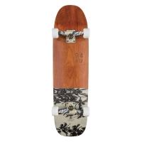 Skateboard Half Dip Completes Cherry/Palm