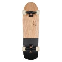 Skateboard Half Dip Completes White Oak/Black