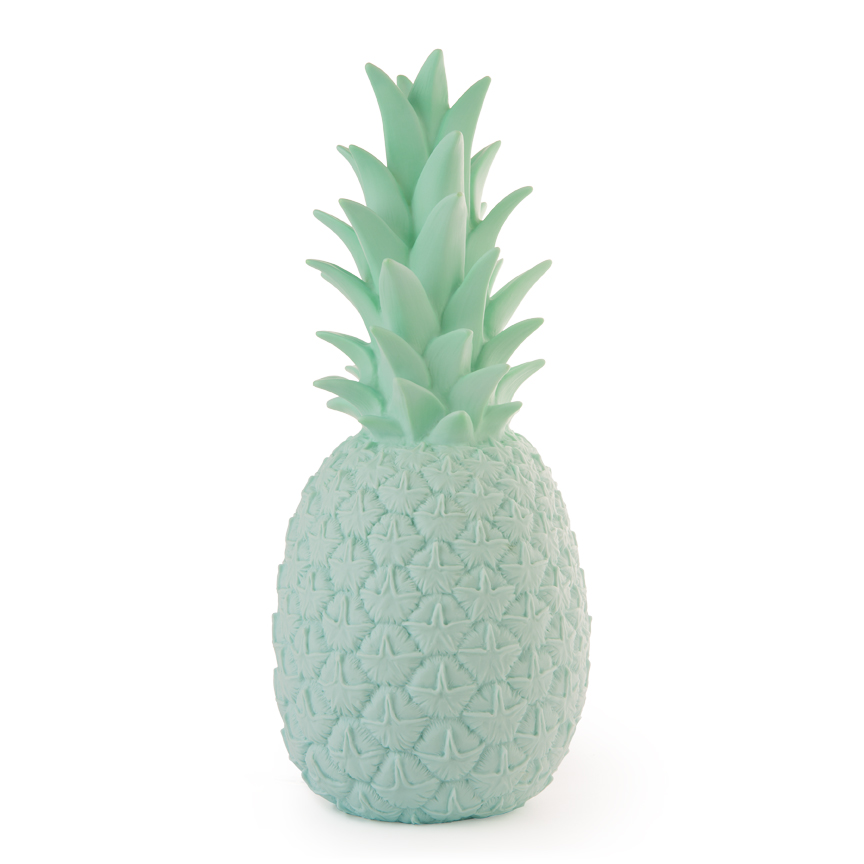 Lampe veilleuse ananas mint goodnight light pour chambre for Ananas deco rose