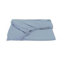 Drap housse 140x200 - Bleu clair
