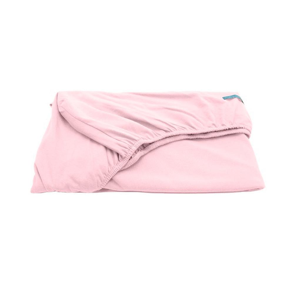 drap housse 70x140 rose poudr jack n 39 a qu 39 un oeil pour chambre enfant les enfants du design. Black Bedroom Furniture Sets. Home Design Ideas