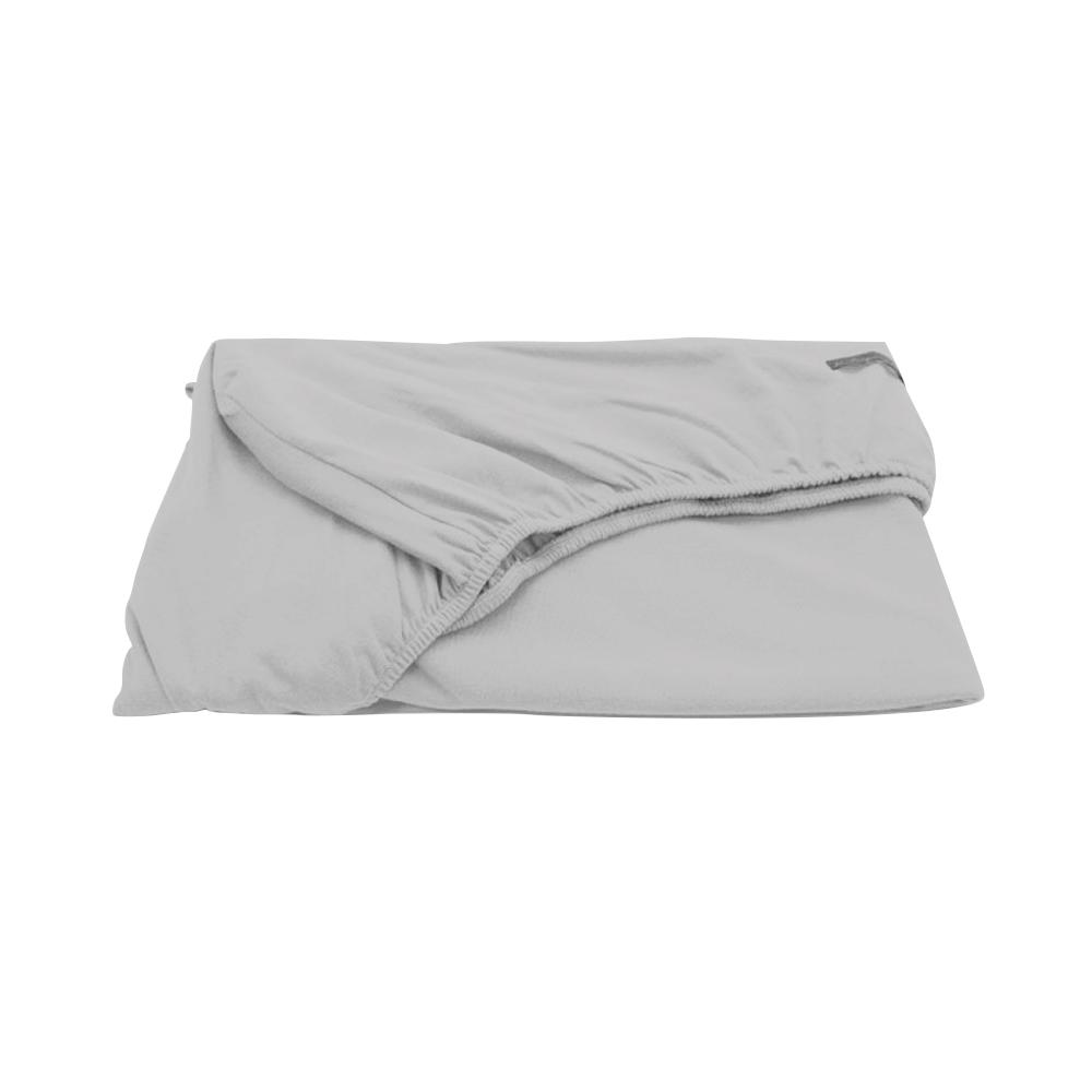 drap housse 70x140 gris clair jack n 39 a qu 39 un oeil pour