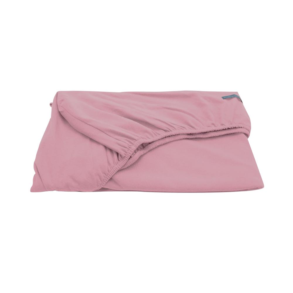 drap housse 90x200 vieux rose jack n 39 a qu 39 un oeil pour chambre enfant les enfants du design. Black Bedroom Furniture Sets. Home Design Ideas