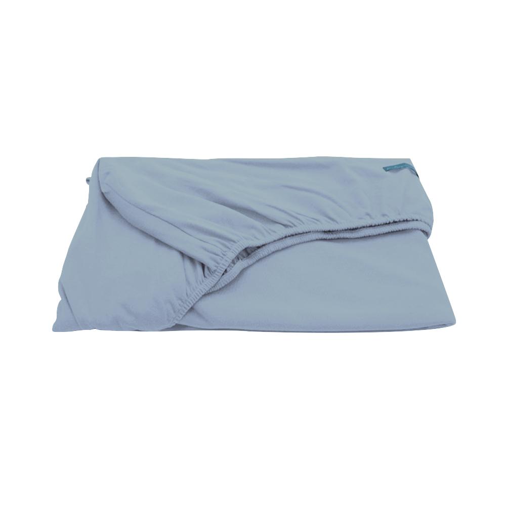 drap housse 90x200 bleu clair jack n 39 a qu 39 un oeil pour chambre enfant les enfants du design. Black Bedroom Furniture Sets. Home Design Ideas